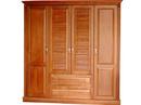 Tp. Hà Nội: Tủ quần áo 4 buồng gỗ xoan đào TAXD-28 CL1078612