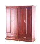 Tp. Hà Nội: Tủ áo gỗ 4 cánh tự nhiên xoan đào TAXD-26 CL1078612
