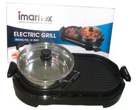 Chảo nướng điện đa năng Imarflex Thái Lan