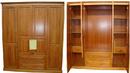 Tp. Hà Nội: Tủ quần áo gỗ sồi nga TASN-14 CL1067093