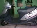 Tp. Hồ Chí Minh: Đổi xe cần bán attila đít bầu 2004, màu bạc, giá mềm CL1109816