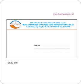 Sản xuất và bán sẵn các loại phong bì giá rẻ