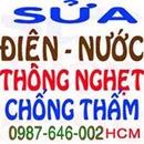 Tp. Hồ Chí Minh: Sửa Ống Nước Bị Rò Rỉ. 0987 646 002 CL1047167