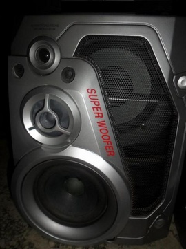 Loa Panasonic công suất 160W