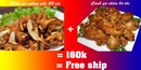 Tp. Hà Nội: Chân gà nướng và cánh gà chiên bơ tỏi 160k/ 2đĩa đầy-miễn phí tận nhà CAT246