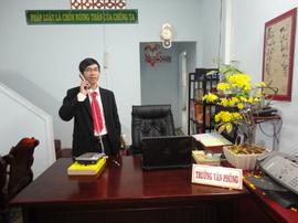 Luật sư Nguyễn Quốc Đạt