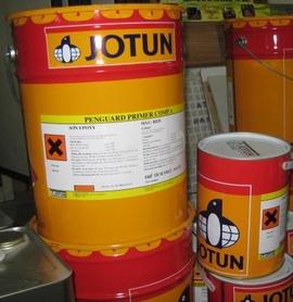 Sơn Epoxy Jotun dùng cho bồn chứa dầu thô, hóa chất, dung môi.