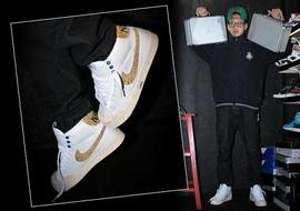 W. o.S chuyên bán giày Bóng Rổ nói riêng và HipHop nói chung