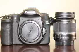 bán body Canon 40D+lens kit 18-55