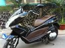 Tp. Hồ Chí Minh: Honda PCX thái lan mầu đen nâu xe nhà mua mới 2010. CL1088297P8