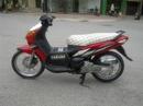 Tp. Hồ Chí Minh: Nouvo 1 đèn 2005, thắng đĩa, màu đỏ-đen, máy êm, mới đẹp, giá 6,5tr CL1083763