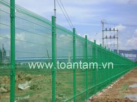 Hàng Rào – Hàng Rào Thép – Lưới Thép Hàn