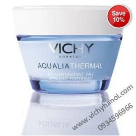 VICHY: Kem dưỡng ẩm dành cho da khô, nhạy cảm Aqualia Thermal Light của Pháp