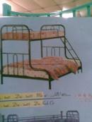 Tp. Hồ Chí Minh: Cần bán một giường sắt đôi 2 tầng. CL1002904