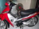 Tp. Hồ Chí Minh: Honda wave A đỏ đen 2007 đả lên 2011 mới keng zin ngon rẻ CL1088126P6