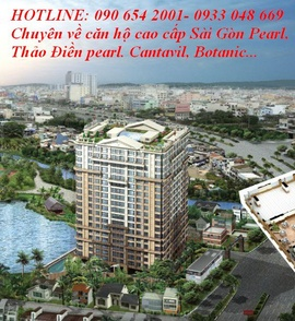 Cantavil Hoan Cau apartment for rent, HCM city
