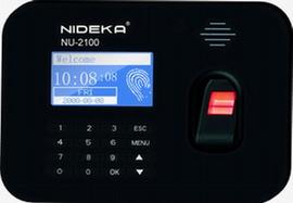 máy chấm công vân tay NIDEKA NU-2100 chất lượng cao. lh:097 651 9394