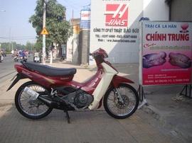Bán em Suzuki RGV 1998 sườn lốc zin hàng tuyệt chủng