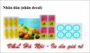 Tp. Hà Nội: In Decal giá cạnh tranh CL1085058