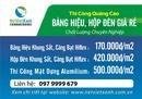 Tp. Đà Nẵng: In & Treo Bandroll, Thi Công Bảng Hiệu, Hộp Đèn Giá Rẻ Tại Đà Nẵng CL1086132
