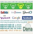 Tp. Đà Nẵng: Mừng xuân mới 2012 TK Web1. 500. 000vnd + Tặng domain, hosting + hóa đơn đỏ (VAT) CAT246_257_325