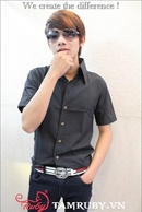 Tp. Hồ Chí Minh: TAMRUBYSHOP_Thời Trang áo sơ mi nam hàng mới về !!! CL1141136