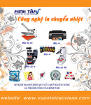 Tp. Hồ Chí Minh: trọn bộ công nghệ in chuyển nhiệt, máy ép áo, máy ép ly, máy ép dĩa CL1092440