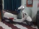 Tp. Hồ Chí Minh: cần tiền làm ăn nên bán gấp xe vespa màu trắng nhập từ Ý CL1087423