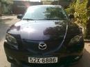 Tp. Hồ Chí Minh: Cần bán 1 chiếc xe Mazda 3, đời 2004, số tự động, màu tím than, biển số đẹp 52X- CL1088056P3