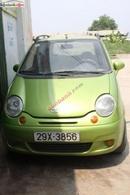 Tp. Đà Nẵng: Mình cần bán 1 chiếc matiz màu xanh cốm ,, xe con rất đẹp ,đăng kí tên tư nhân CL1087948
