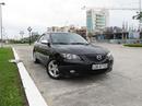 Tp. Đà Nẵng: Cần bán Mazda 3 màu đen, số tự động, 1. 6, sản xuất 2004 Option đầy đủ ABS CL1087948