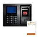 Tp. Hà Nội: Máy chấm công vân tay + thẻ ZK Software F702S/ ID CL1088261