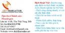 Tp. Hà Nội: Dịch thuật công chứng chuyên nghiệp CAT246P10