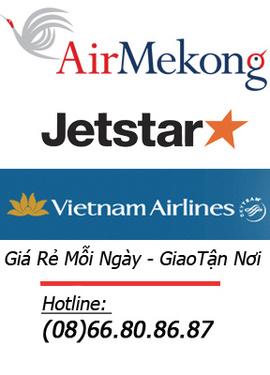 Vé máy bay giá rẻ vietfly. Giao vé miễn phí. Gọi (08)66. 80. 86. 87