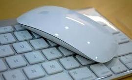 Bán chuột không dây kiểu dáng Apple, giá rẻ.