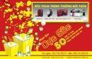 Tp. Hồ Chí Minh: Khuyến mãi lớn - Vé máy bay cực rẻ, cực nhanh –nhận quà liền tay! CL1100524