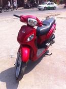 Tp. Hồ Chí Minh: Bán xe SYM Symphony 2010 màu đỏ, BSTP, xe nữ sử dụng nên còn mới 98%, không trầy CL1089500