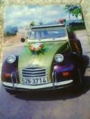 Tp. Hồ Chí Minh: Bán xe cổ citroen 2cv 1965 CL1090745P11