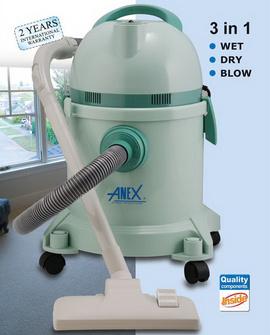 máy hút bụi hiệu Anex