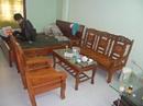 Tp. Hà Nội: Bán bộ ghế gỗ Nghiến mới mua sử dụng dịp tết, do chuyển nhà, cần bán CL1003505