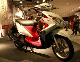 Yamaha Luvias mới đi 6500km cần bán lại 20tr5
