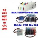 Tp. Hà Nội: Bộ tiếp mực ngoài máy in Brother DCP135C, 145C, 165C, 195, Mfc235c, Mfc465cn, Mf CL1028755