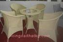 Tp. Hồ Chí Minh: Bán 4 bộ bàn ghế mây dùng cho gia đình hoặc quán cafe, mới 90%. CL1087755