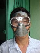 Tp. Hồ Chí Minh: Bán bản quyền bộ khẩu trang khép kín mắt-mũi-miệng. CL1087755