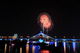 Bán vé pháo hoa quốc tế đà nẵng 2012