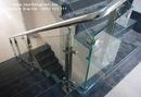 Tp. Hồ Chí Minh: Thiết kế, thi công cầu thang kính, mái kính, sàn kính, phòng tắm kính, cửa kính CL1095898P8