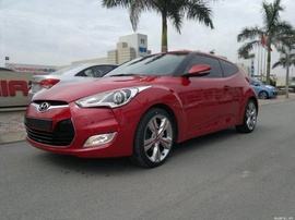 Hyundai Veloster dòng xe thể thao, gọi 0937840458 đảm bảo giá tốt