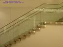 Tp. Hồ Chí Minh: Cầu thang kính, cầu thang đẹp, vách kính, phòng tắm kính, mái kính cường lực CL1092758
