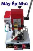Tp. Hồ Chí Minh: máy ép nhũ mạ vàng lên card RSCL1183868