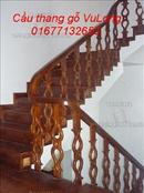 Tp. Hà Nội: cầu thang gỗ đẹp CL1078247
